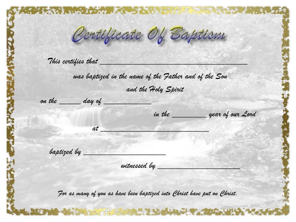 Pinselena Bing Perry On Certificates | Certificate Regarding Baby Christening Certificate Template