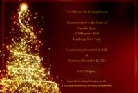 Pinteri Kocherhans On Christmas Party Poster | Christmas inside Free Christmas Invitation Templates For Word