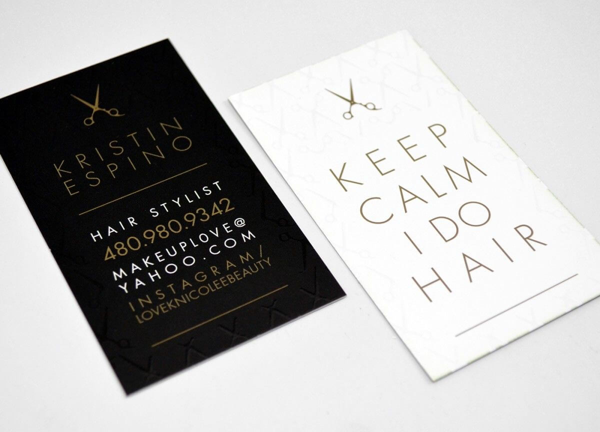Pix For > Hair Stylist Business Card Quotes | Salon Business with regard to Hairdresser Business Card Templates Free