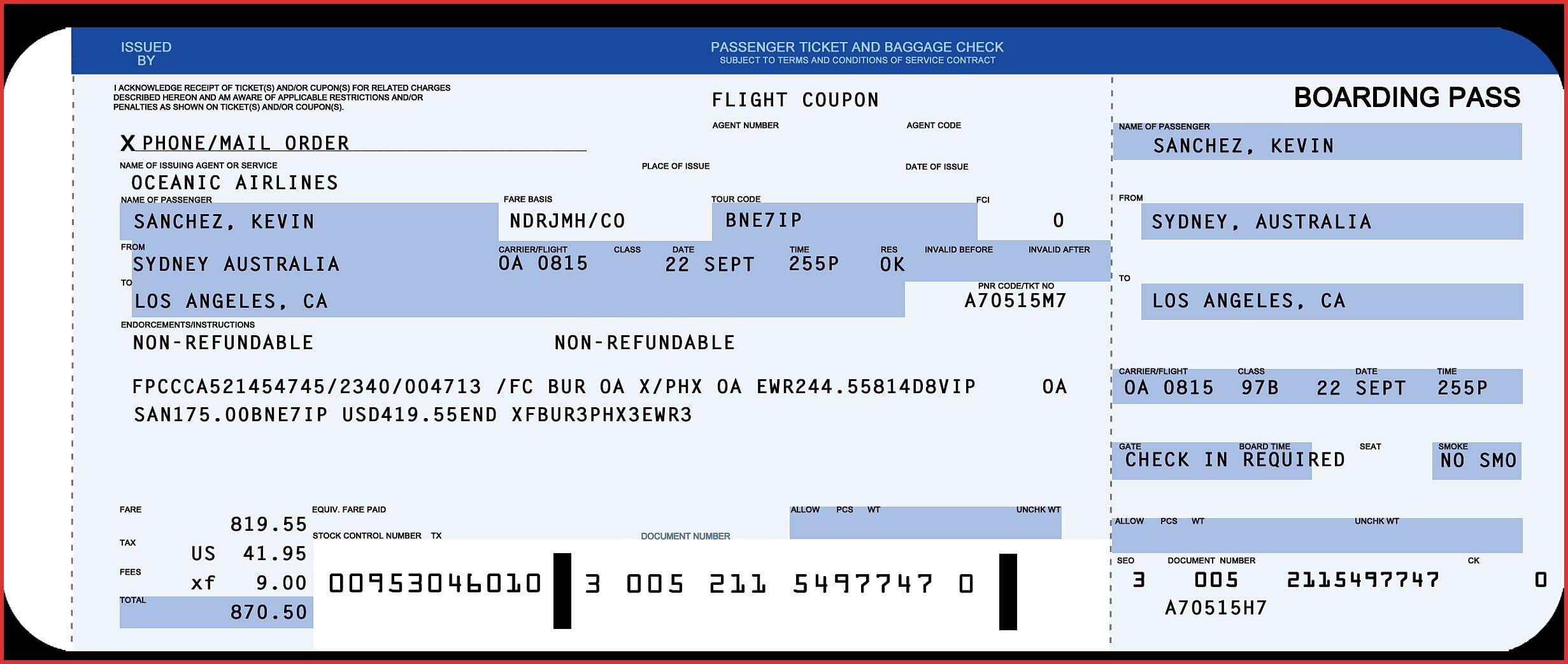Plane Ticket Template Word Copy Awesome  | Ticket Pertaining To Plane Ticket Template Word