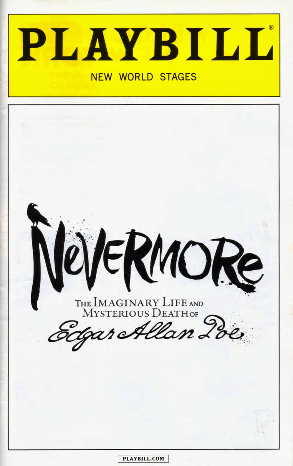 Playbill Cover Template – Yupar.magdalene Project For Playbill Template Word