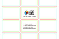 Playing Cards : Formatting & Templates – Print & Play intended for Custom Playing Card Template