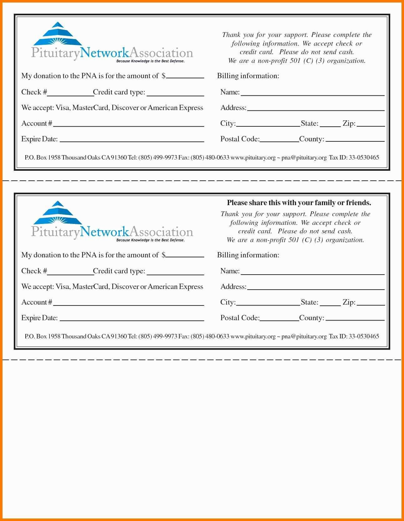 Pledge Forms Template Awesome 55 Inspirational Graph with Free Pledge Card Template