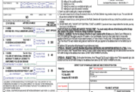 Police Citation Template – Fill Online, Printable, Fillable in Blank Speeding Ticket Template