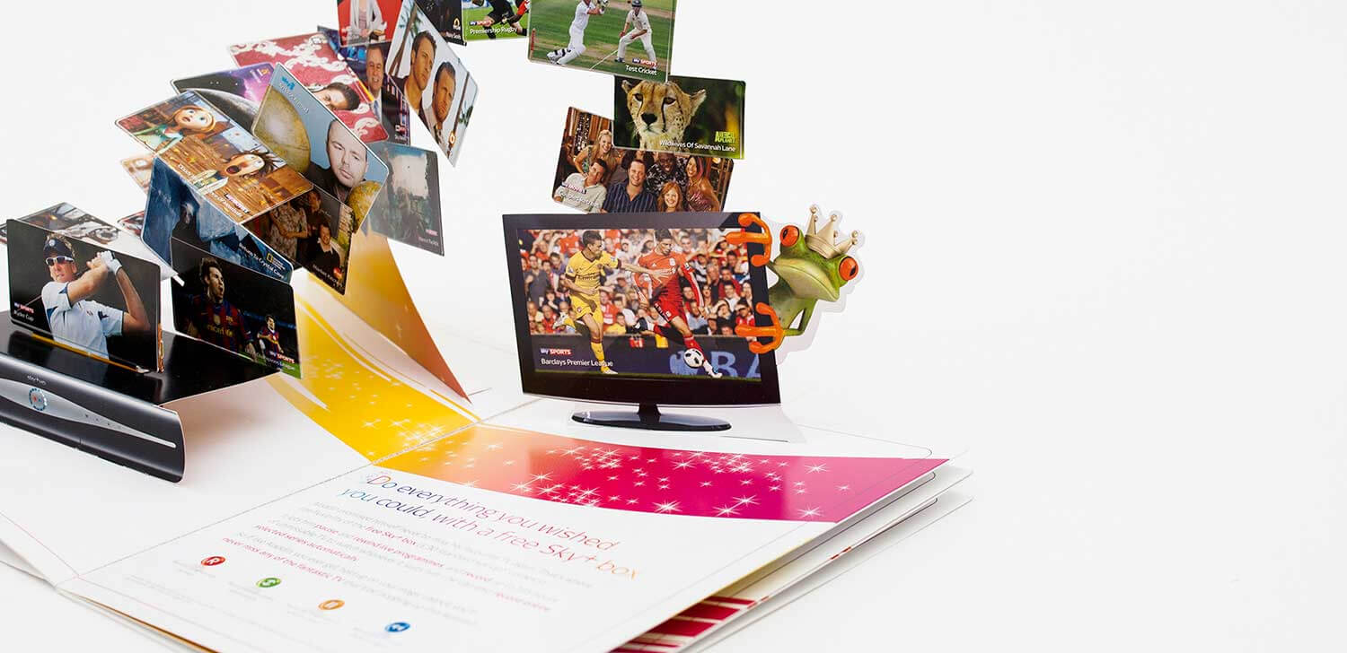 Pop Up Brochure Design And Printing - Papersmyths Inside Pop Up Brochure Template