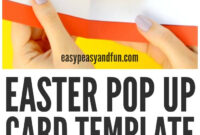 Pop Up Easter Card Template Ks2 – Hd Easter Images With in Easter Card Template Ks2