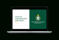 Power Point Templates | University Marketing And pertaining to Starbucks Powerpoint Template