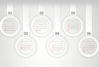 Powerpoint Calendar: The Perfect Start For 2015 throughout Powerpoint Calendar Template 2015