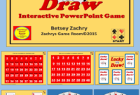 Powerpoint Game Template – Lucky Draw Interactive Game inside Powerpoint Template Games For Education