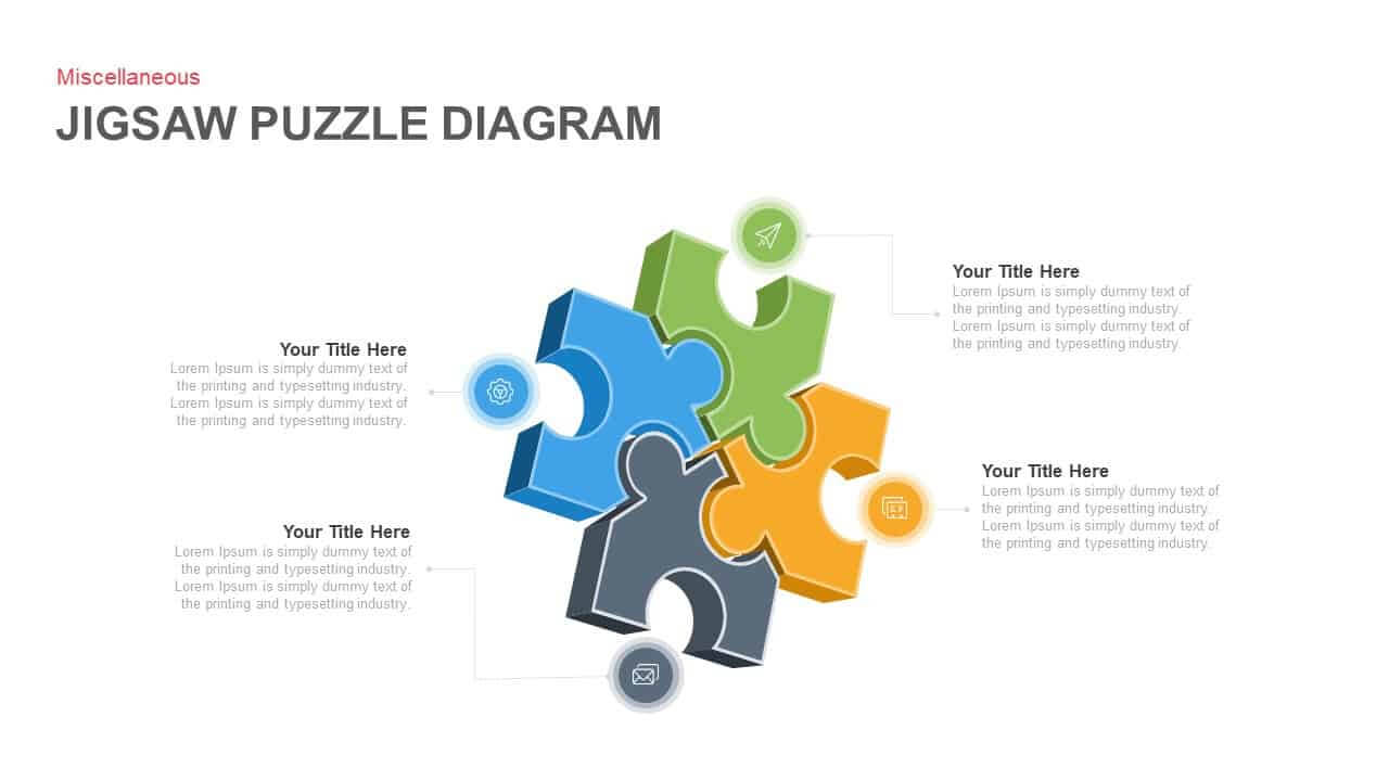 Powerpoint Puzzle Template : Pritzkerblago in Rutgers Powerpoint Template