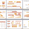 Powerpoint Template To Report Metrics, Kpis, And Project Throughout Monthly Report Template Ppt
