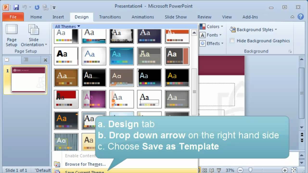 Ppt Themes 2010 - Major.magdalene-Project in How To Change Template In Powerpoint