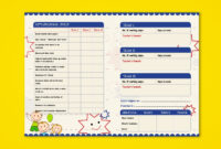 Pre Nursery Report Card On Behance | Kindergarten Report With Regard To Kindergarten Report Card Template