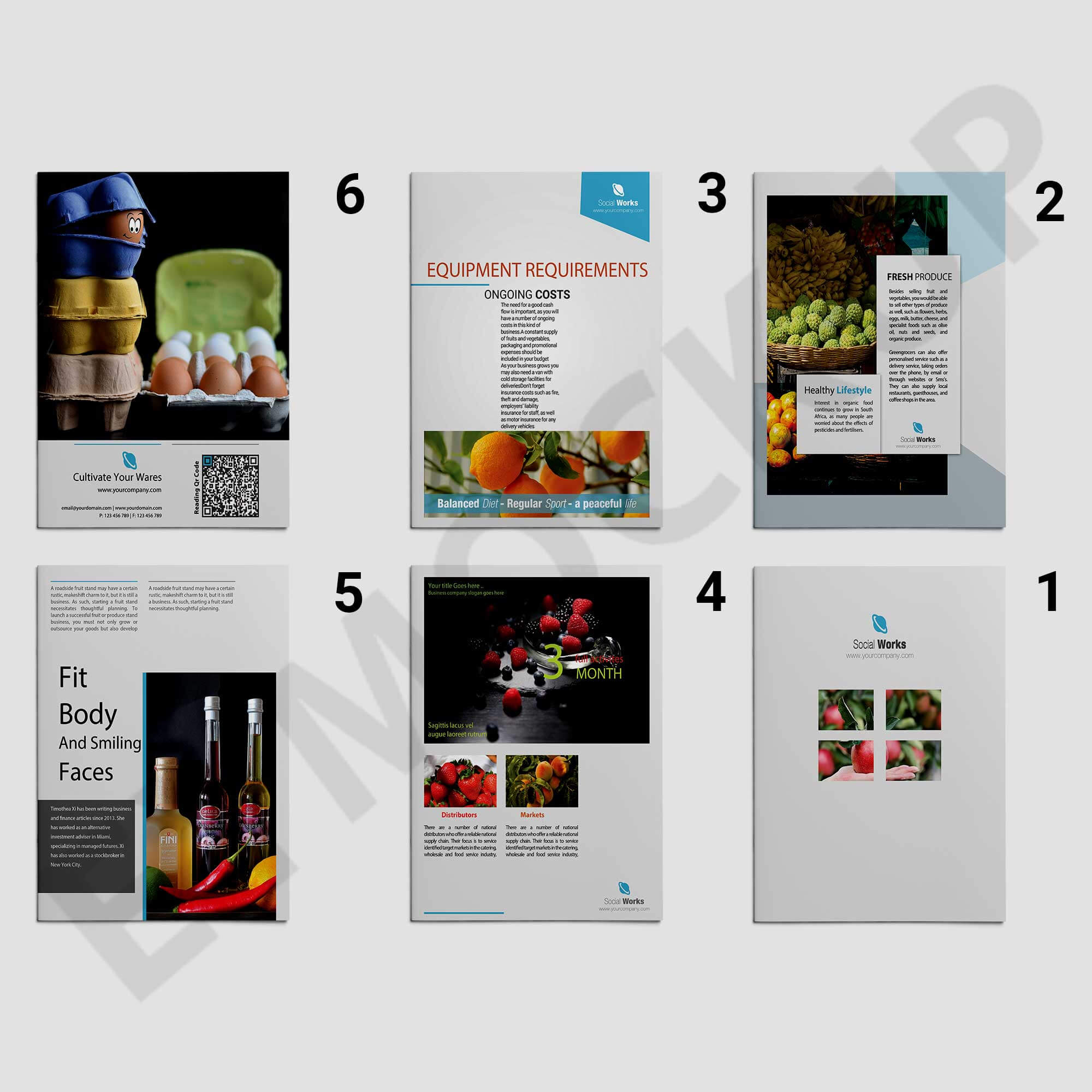 Premium Wine Brochure Template   Eymockup Intended For Wine Brochure Template