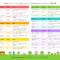 Preschool Progress Report Template – Venngage Throughout Preschool Progress Report Template