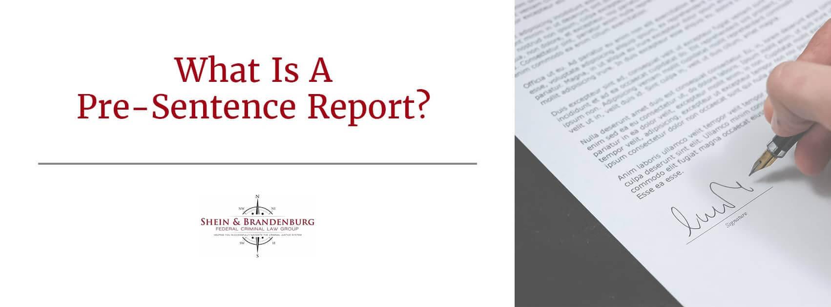 Presentence Investigation Report Template Example Federal inside Presentence Investigation Report Template