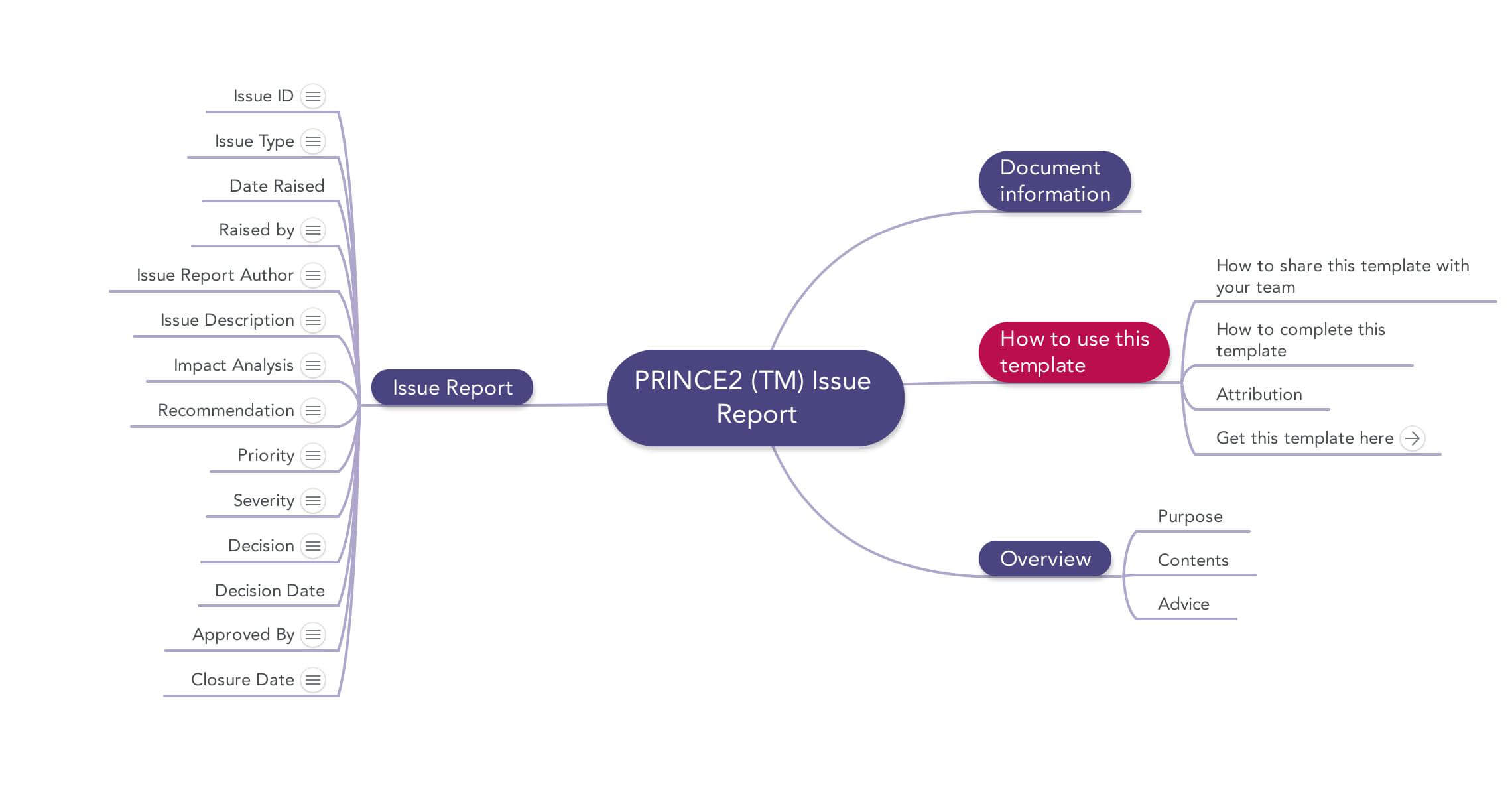 Prince2 Issue Report   Download Template intended for It Issue Report Template
