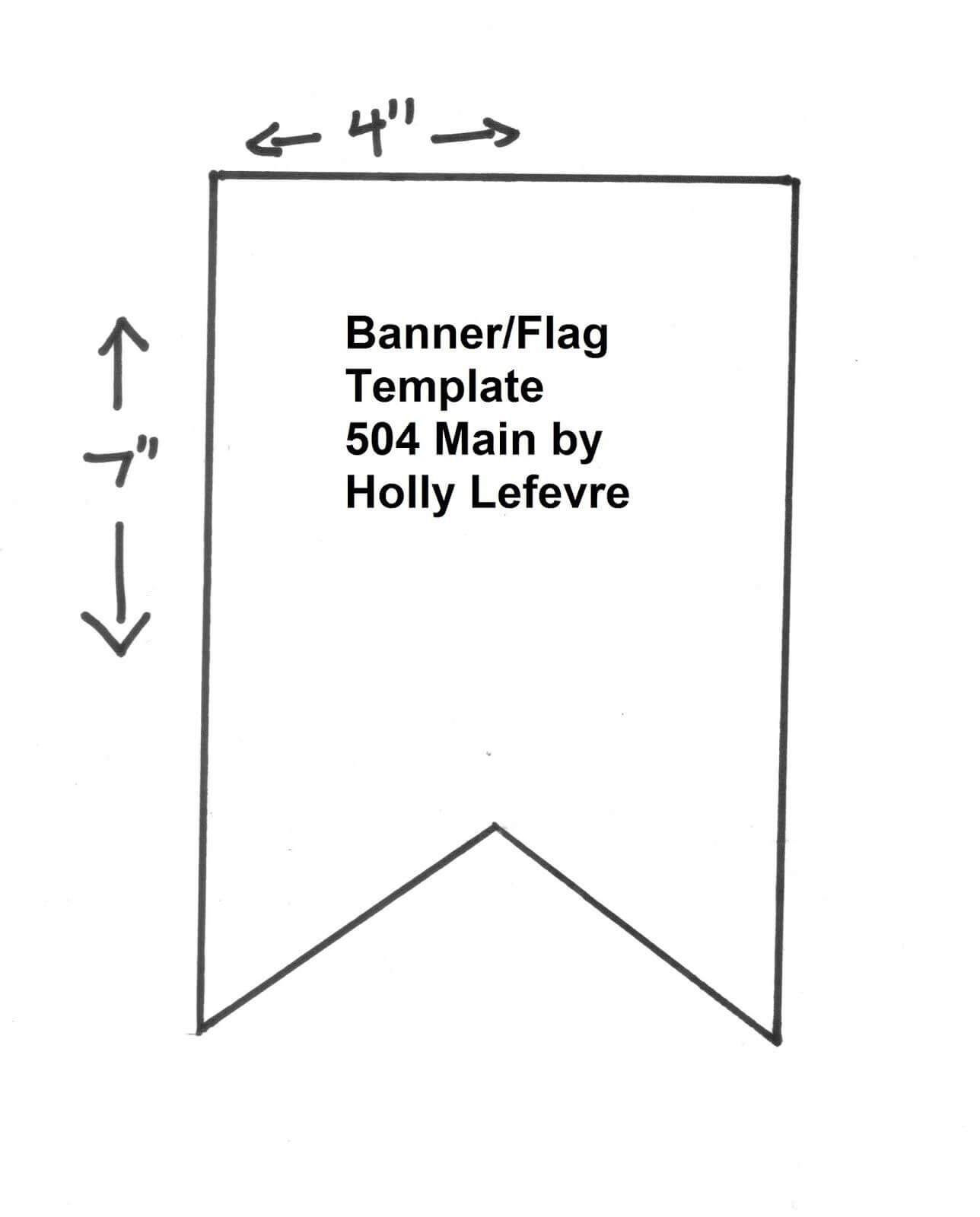 Printable Banner Template | Fall Burlap Banner, Diy Birthday regarding Diy Party Banner Template