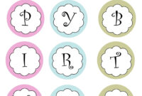 Printable Banners Templates Free | Print Your Own Birthday intended for Printable Letter Templates For Banners