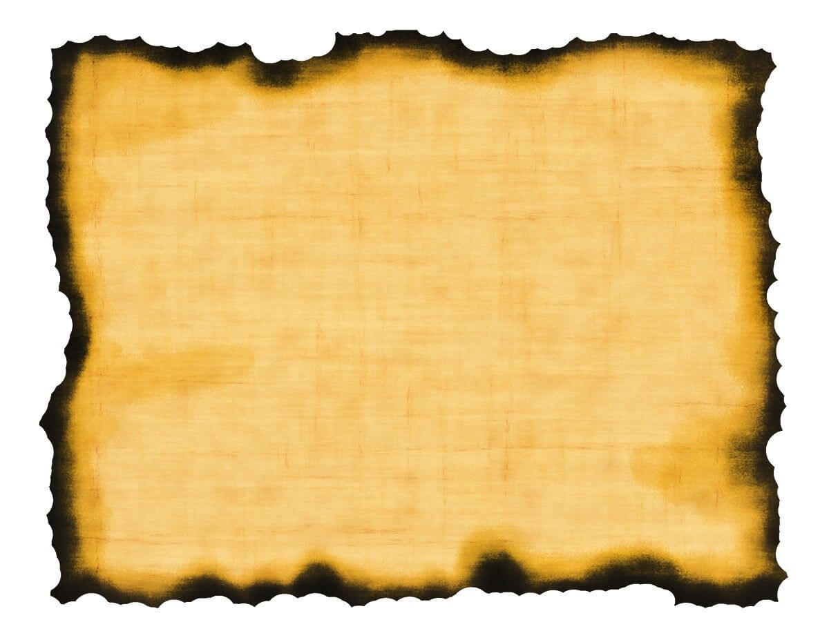 Printable Blank Treasure Maps For Children … | Treasure Maps Throughout Blank Pirate Map Template