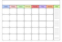 Printable One Month Calendar Elegant Cute Blank Calendar with Blank One Month Calendar Template