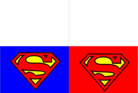 Printable Superman Thank You Cards | Superman Printables regarding Superman Birthday Card Template
