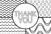 Printable Thank You Cards For Kids – My Sister's Suitcase throughout Free Printable Thank You Card Template