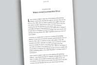 Professional-Looking Book Template For Word, Free – Used To Tech inside 6X9 Book Template For Word