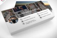 Professional Photographer Business Card Psd Template Freebie for Free Business Card Templates For Photographers