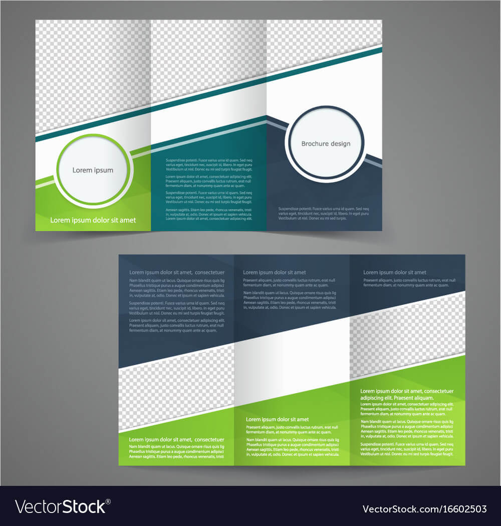 Professional Templates | Atlantaauctionco Inside One Sided Brochure Template