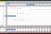 Project Liquidity Plan Template Inside Liquidity Report Template