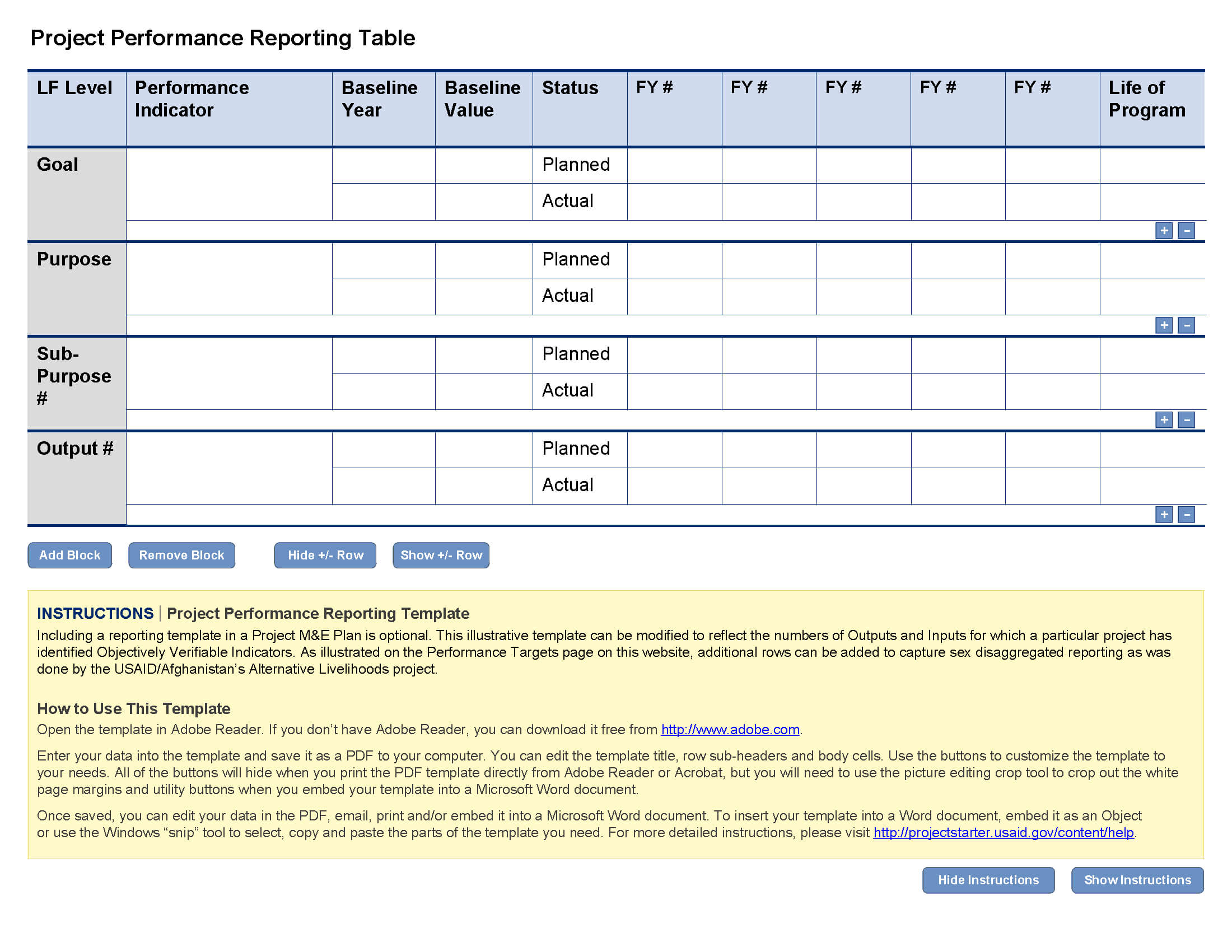 Project Plan Report Template – Printable Schedule Template within Baseline Report Template