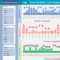 Project Portfolio Dashboard Template – Analysistabs Throughout Project Portfolio Status Report Template
