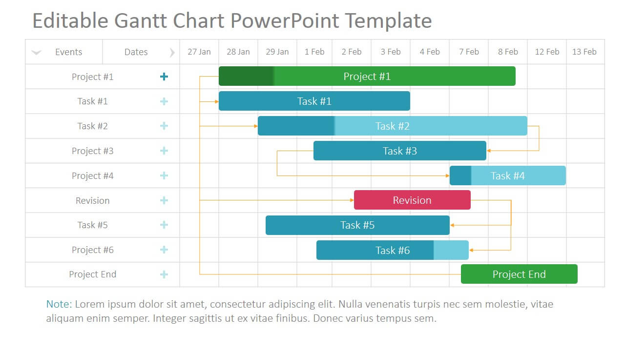 Project Schedule Template Powerpoint - Atlantaauctionco Intended For Project Schedule Template Powerpoint