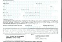 Ps Form 6401 Money Order Inquiry – Fill Online, Printable with regard to Blank Money Order Template