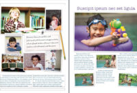 Publisher Magazine Layout Templates   Microsoft Word Also Pertaining To Magazine Template For Microsoft Word