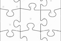 Puzzle Pieces Template For Word Fresh 9 Piece Jigsaw Puzzle in Jigsaw Puzzle Template For Word