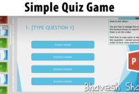 Quiz Game Ppt – Major.magdalene-Project with Powerpoint Quiz Template Free Download