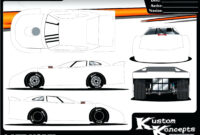 Race Car Template – Wepage.co With Regard To Blank Race Car with regard to Blank Race Car Templates