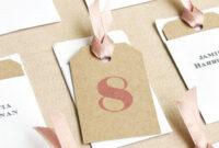 Rachel Dewi Selvaratnam (Dewiselvaratnam) On Pinterest in Imprintable Place Cards Template