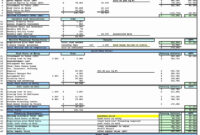 Real Estate Business Plan Elegant Spreadsheet Templates The intended for Real Estate Report Template