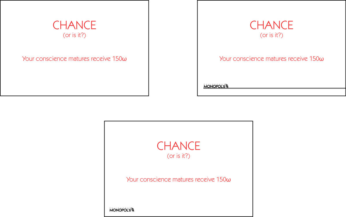 Related Keywords Suggestions Monopoly Cards Pdf Long Tail Regarding Chance Card Template
