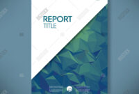 Report Cover Template Brochure Template For Openoffice Throughout Report Cover Page Template Word