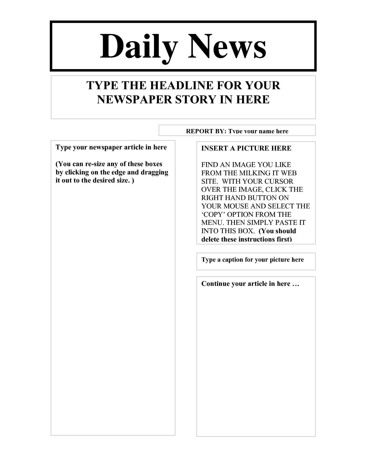 Report Writing Template Ks1 - Atlantaauctionco in Report Writing Template Ks1