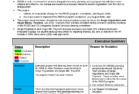 Research Project Report Template – Atlantaauctionco for Research Project Report Template
