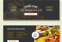 Restaurant Psd Banner Templates Throughout Food Banner Template