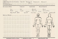 Rites Of Solstice | Cthulhu, Whispers In The Dark, Haunted throughout Autopsy Report Template