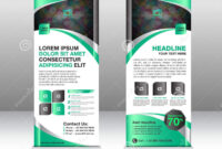 Roll Up Banner Stand Template, Stand Design,banner Template with Banner Stand Design Templates