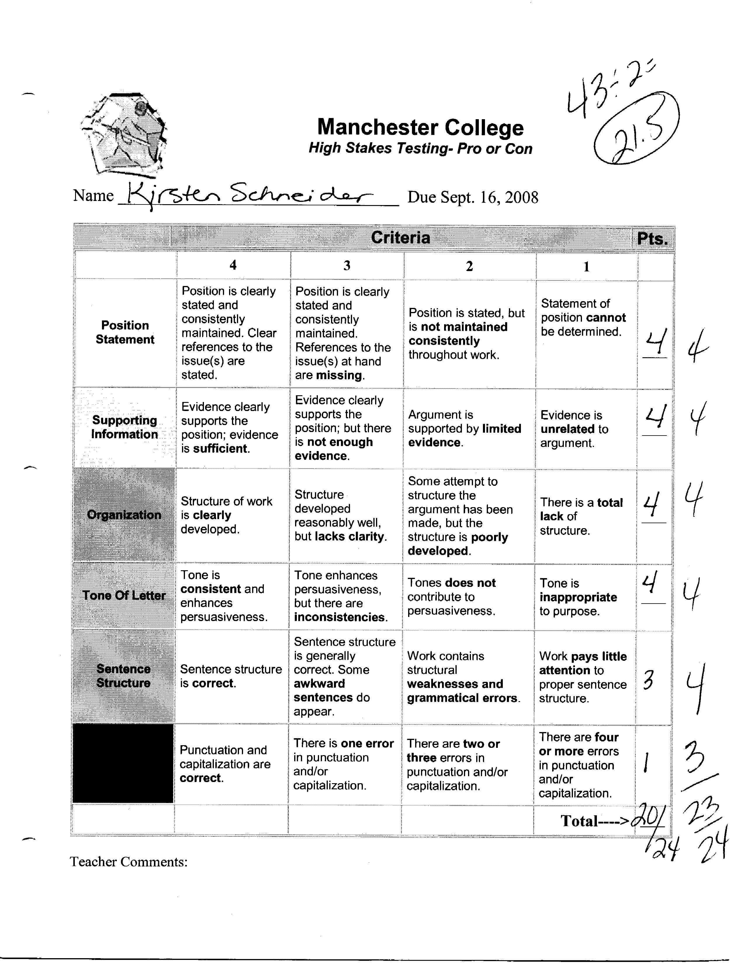 Rubric For Branches Of Science Brochure - Google Search Regarding Brochure Rubric Template
