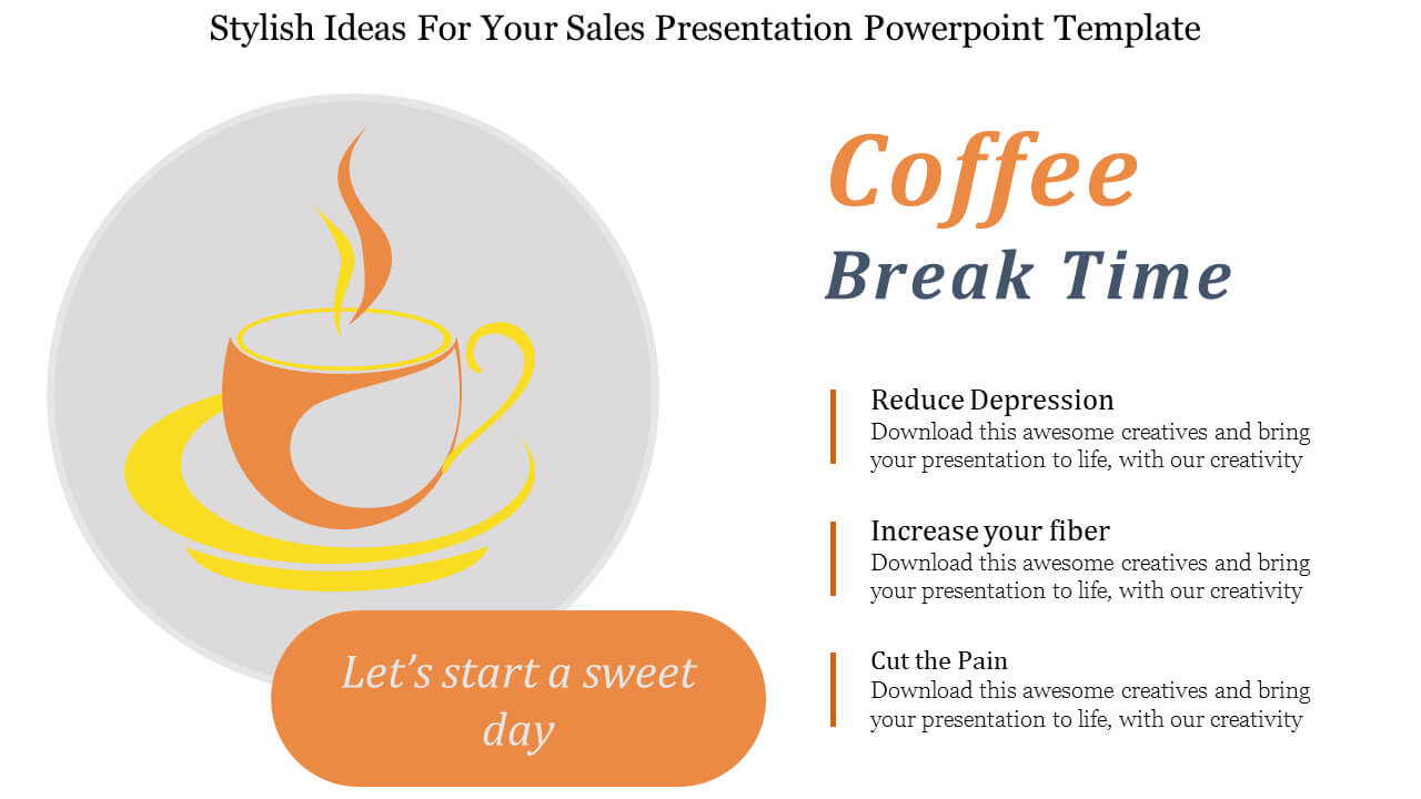 Sales Presentation Powerpoint Template To Download (Ppt intended for Depression Powerpoint Template
